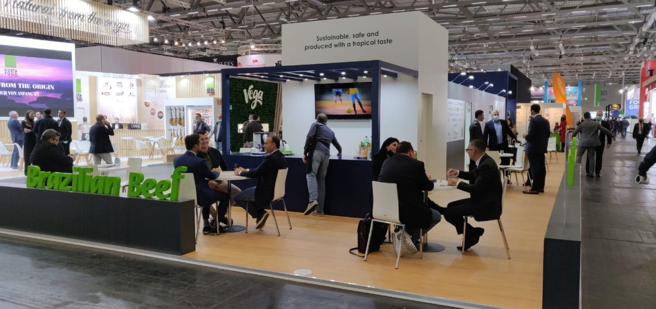 Brazil promotes the quality of its beef at Anuga