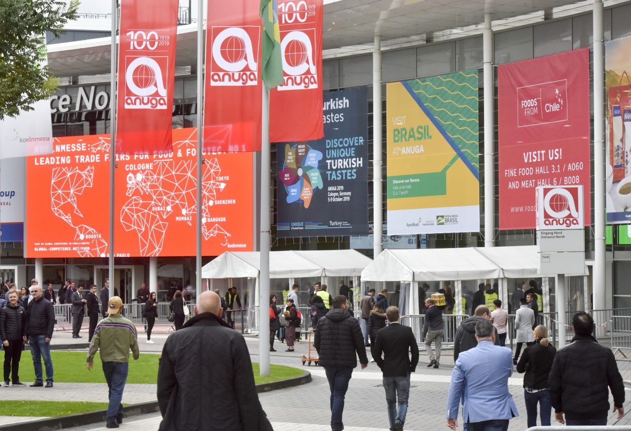 ABIEC and Apex-Brasil display the sustainability of Brazilian beef at Anuga