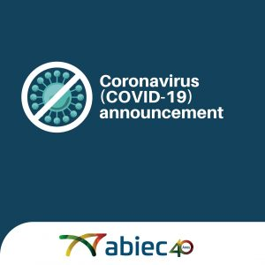 Coronavirus (COVID-19) announcement